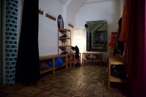 Centro Flamenco Berlin - Umkleideraum