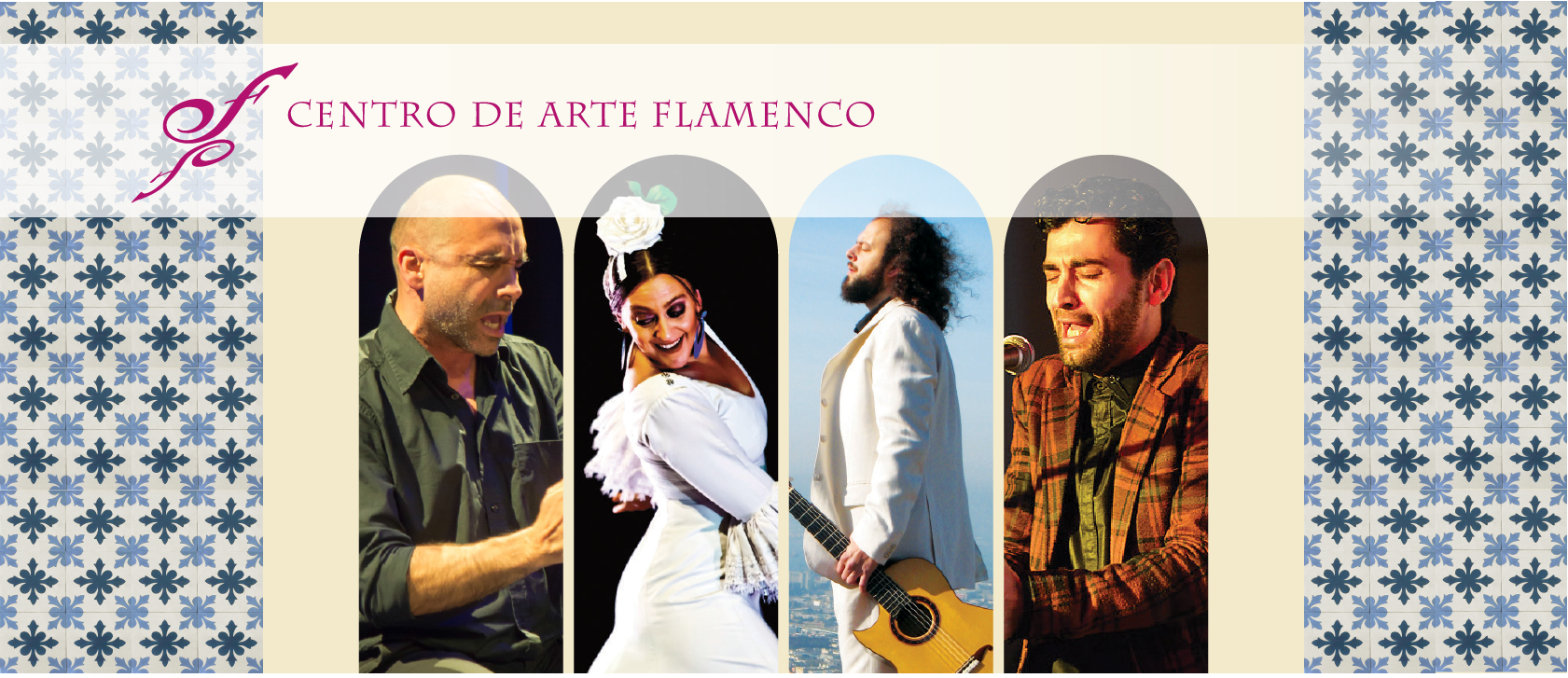 Tablao Flamenco: 6 April 2017