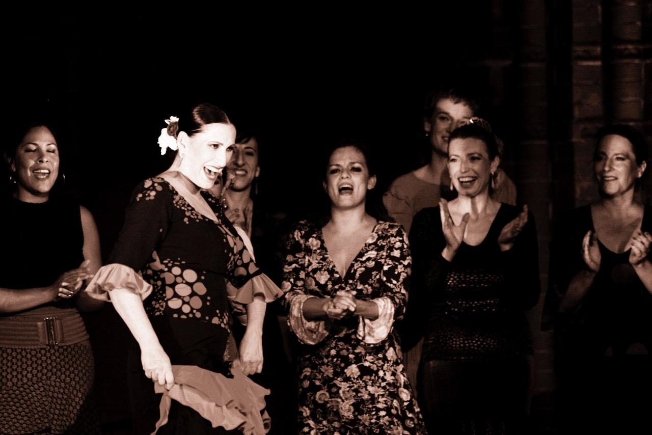Buleria por fiesta - Centro Flamenco Berlin